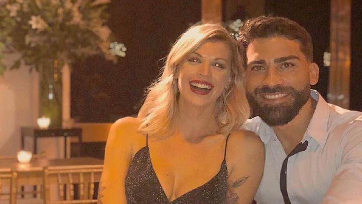 Juliana Giambroni espera su primer hijo con Matías Di Chiara