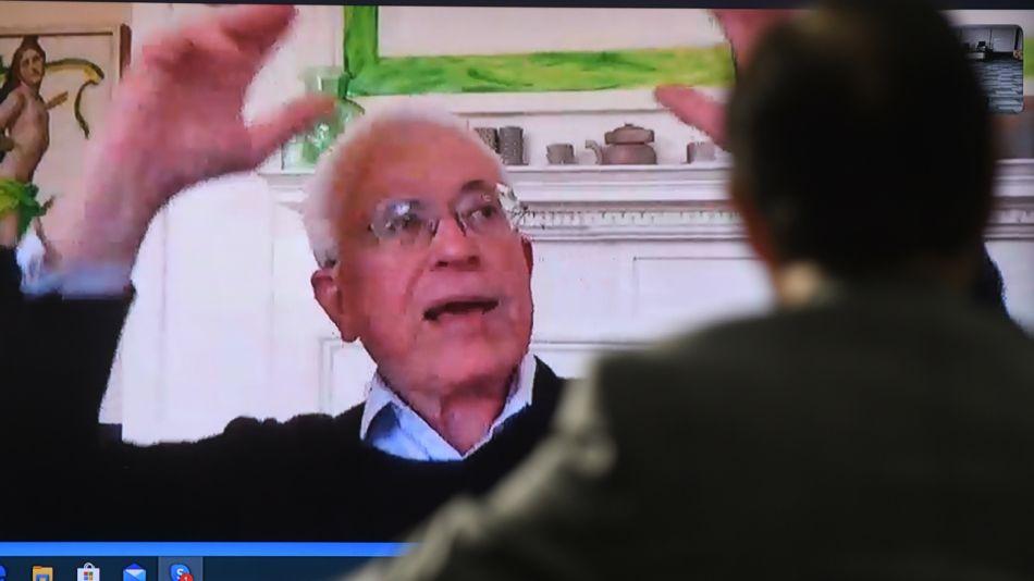 Profesor Roberto Mangabeira Unger 07042020