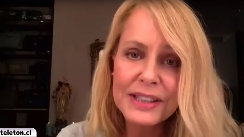 Cecilia Bolocco reapareció en la televisión chilena