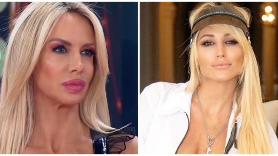 El feroz enfrentamiento de Vicky Xipolitakis y Luciana Salazar en Twitter