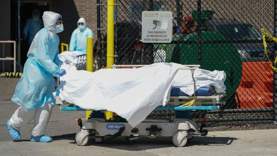 morgue nueva york
