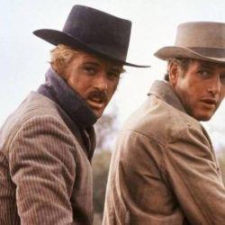 Ladrones eran los del cine de antes, convertidos en héroes gracias a la buena música y un tratamiento romántico.