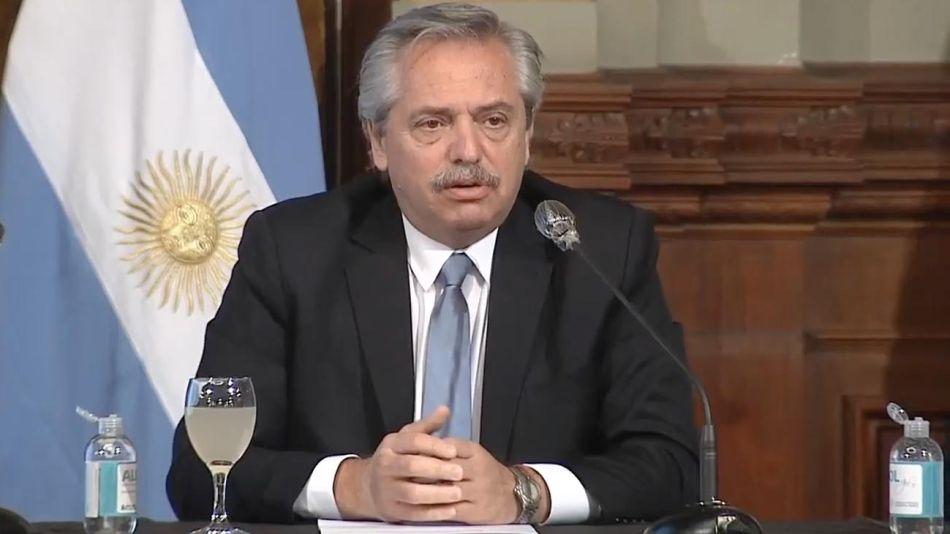 Conferencia de Fernández y Kicillof 20200408
