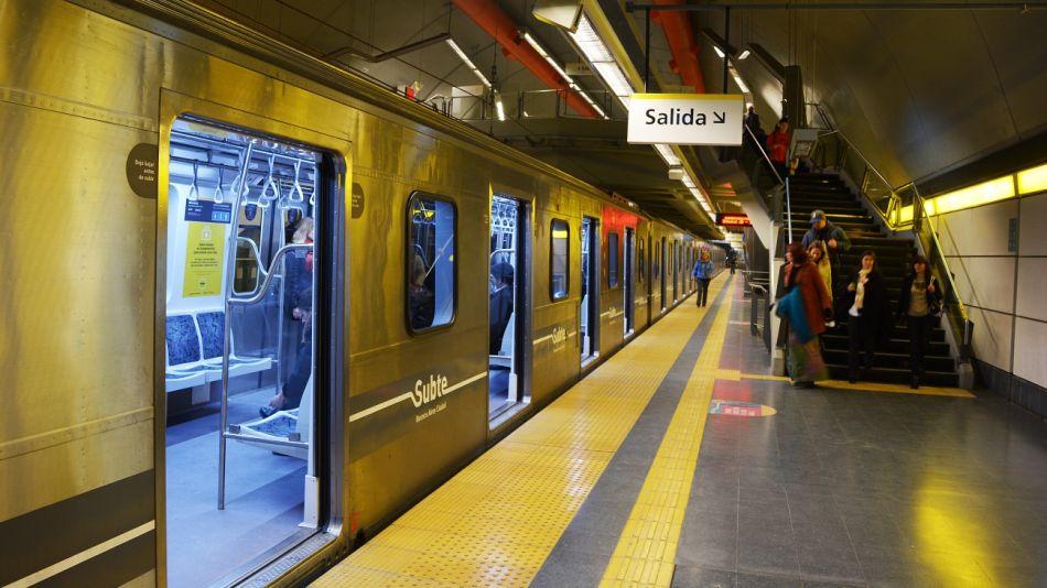 Metrovías. Línea H.