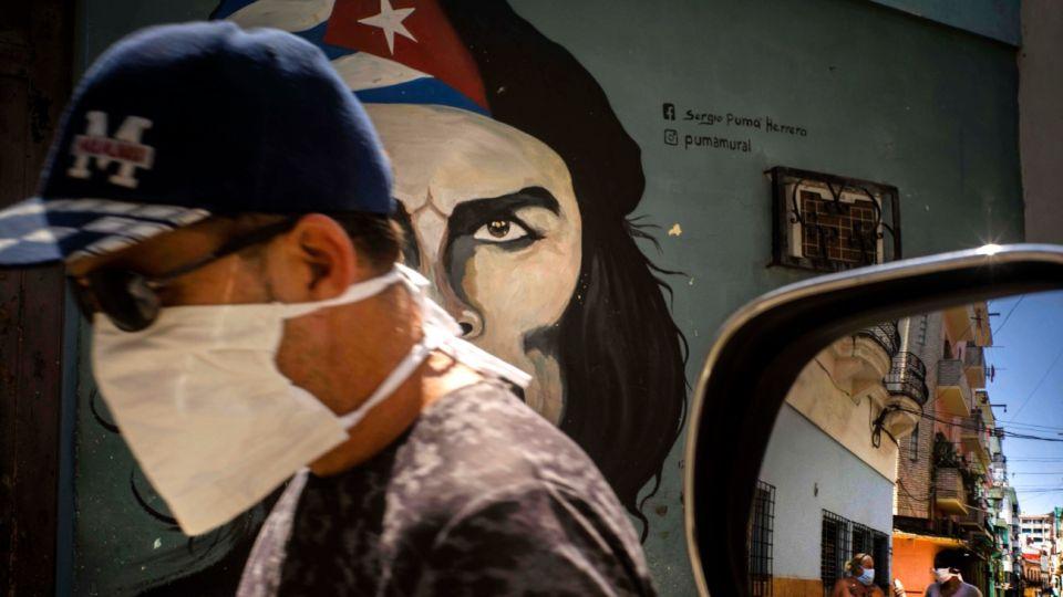 El coronavirus en Cuba.