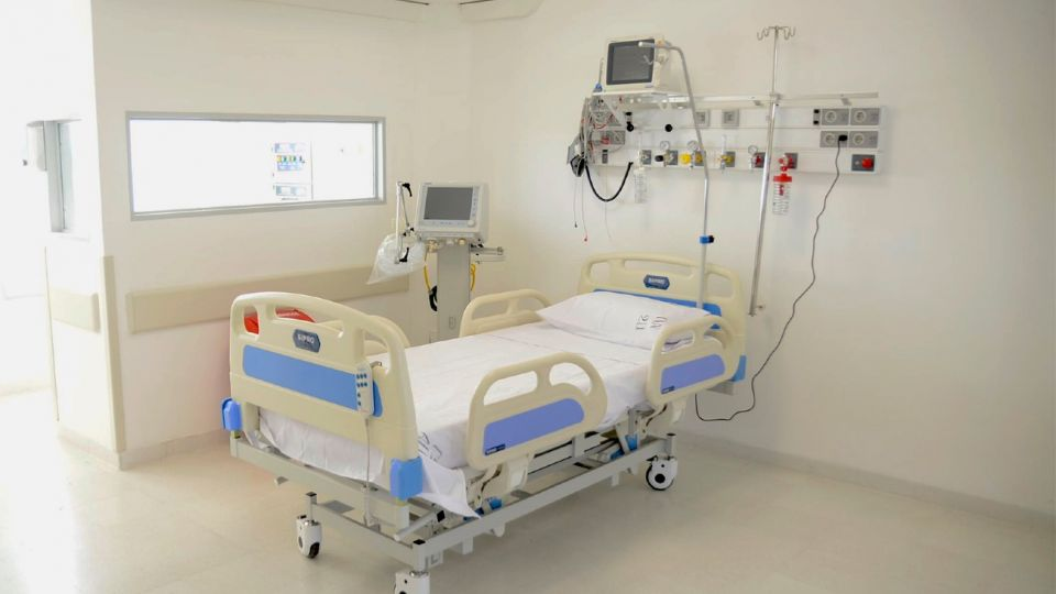 Terapia intensiva Hospital Posadas