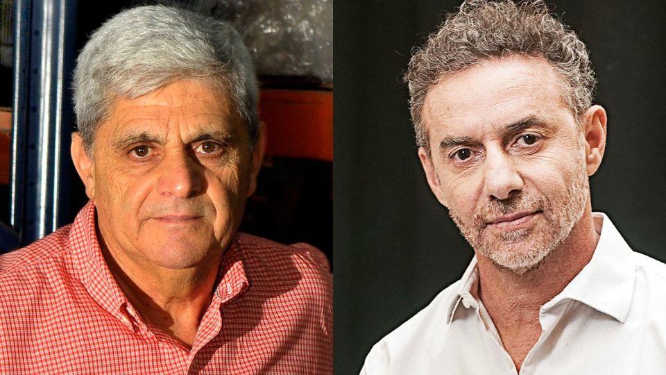 Victor Fera y Luís Majul 20200408