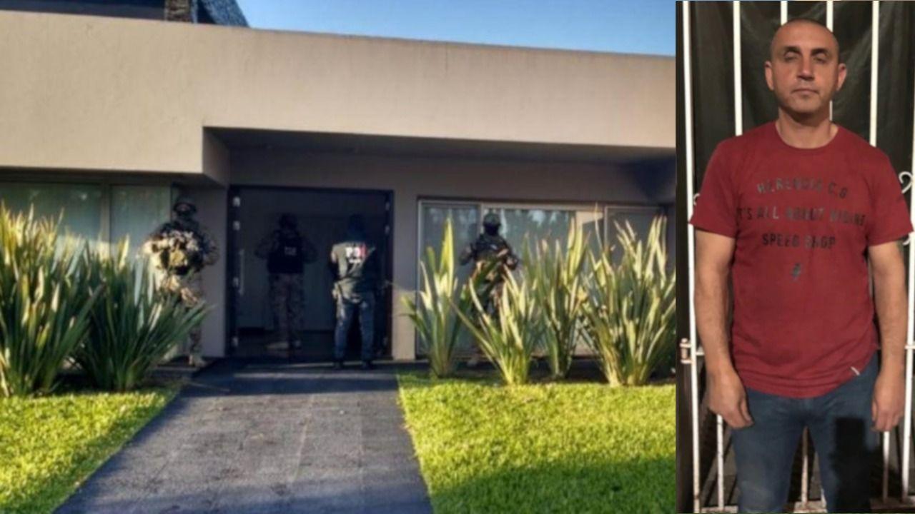 """La lujosa vida de """"Pillín"""", el barrabrava que tenía dos millones y medio de pesos en un country"""