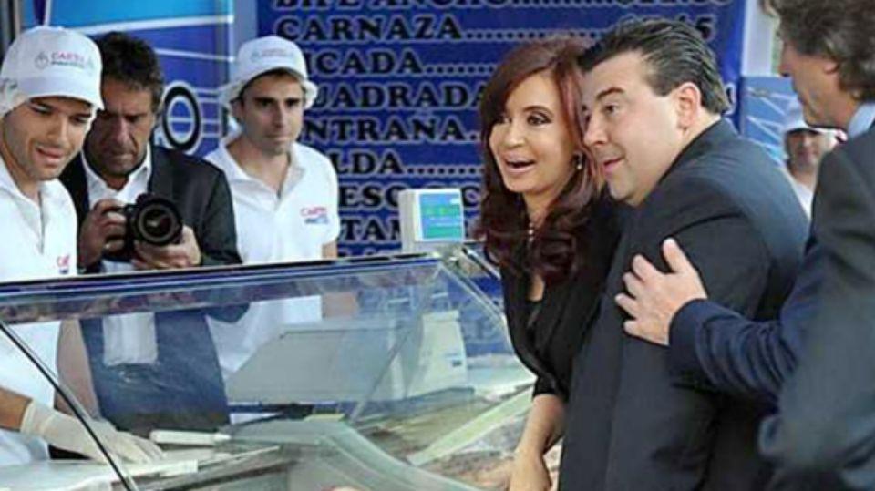 Ricardo Bruzzese, en el lanzamiento de