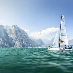 """""""Cuando competí en la regata Volvo Ocean Race, estuve mucho tiempo solo"""", revela el campeón olímpico argentino."""