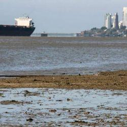 La situación del río Paraná se viene gestando desde el año pasado.