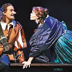 Cyrano de Bergerac   Foto:cedoc