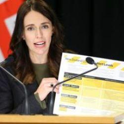 La primera ministra apuesta a erradicar el Covid-19. | Foto:Cedoc.