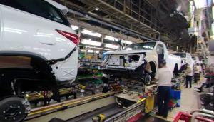 La planta de Toyota en Zárate abrió las puertas de manera virtual