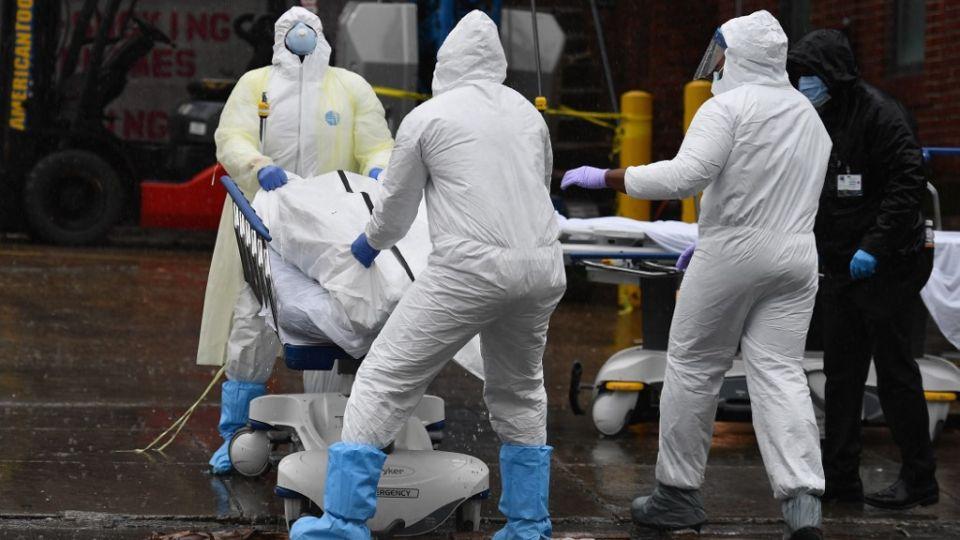 nueva york eeuu pandemia