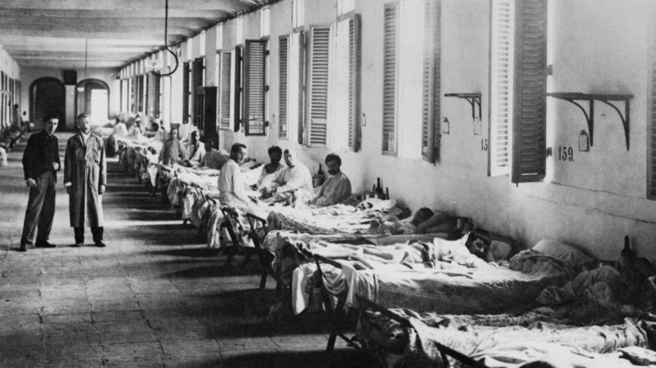 La fiebre amarilla dejó aproximadamente 14 mil muertos en Argentina.