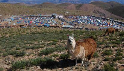 La tradicional peregrinación congrega multitud de gente, pero este se realizará de otra manera.