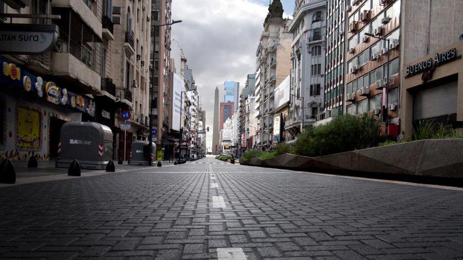 Ciudad Desierta José Tolomei 20200410
