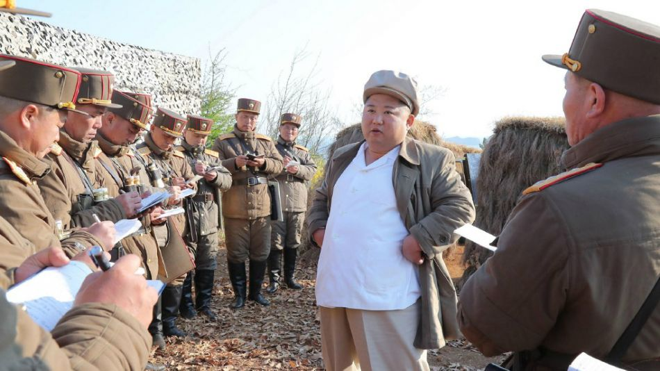 Corea del Norte kim jong un