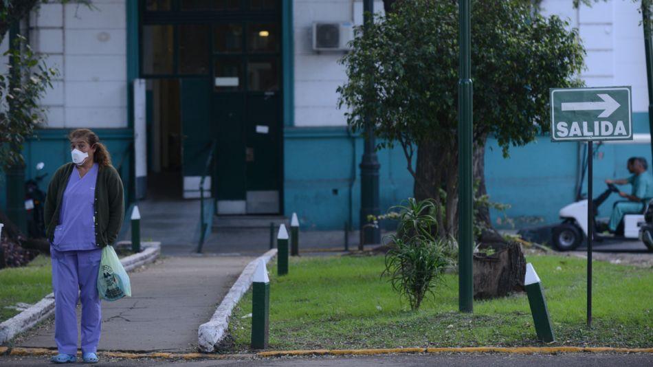 Hospital Muñiz coronavirus-Pablo Cuarterolo-20200410