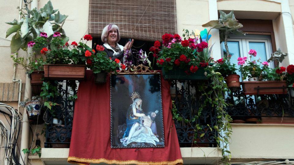 La Semana Santa es atípica en España.
