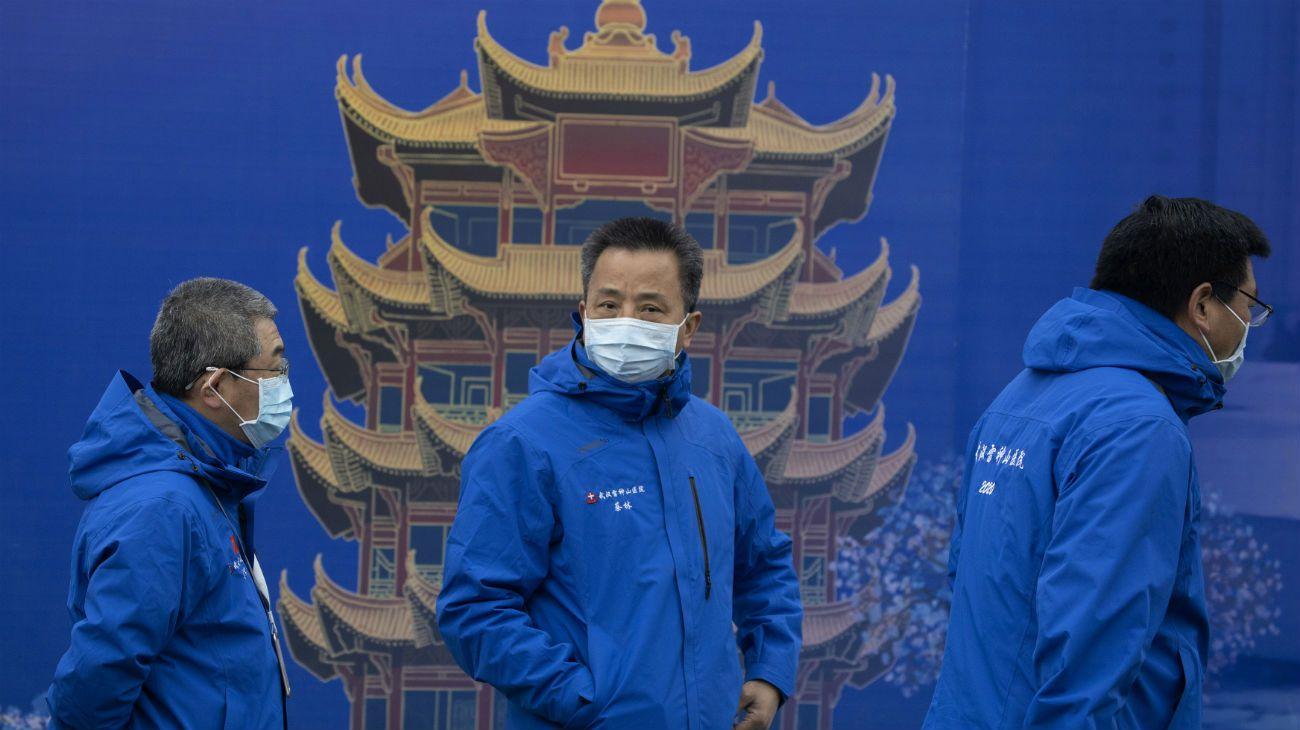 China demoró mucho tiempo en informar sobre el virus.