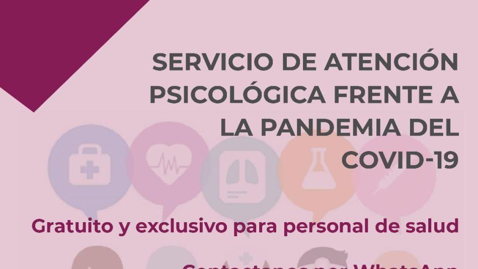 Atención Psicologica UBA