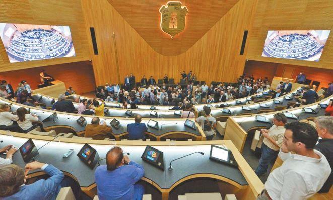 POSTERGADOS. Muchos temas quedaron pendientes en la Legislatura tras la irrupción del coronavirus. La agenda que se viene estará marcada por la pandemia.