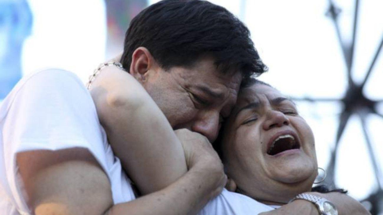 Silvano y Graciela, los padres de Fernando Báez Sosa, el joven de 18 años asesinado en Villa Gesell
