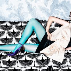 Editorial de moda- Créditos Elena Iv-Skaya