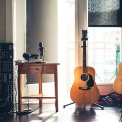 El mundo musical unido, desde sus casas.