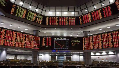 Los mercados de todo el mundo en caída a causa del coronavirus.