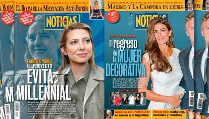 Fabiola Yañez vs. Juliana Awada: un duelo bobo