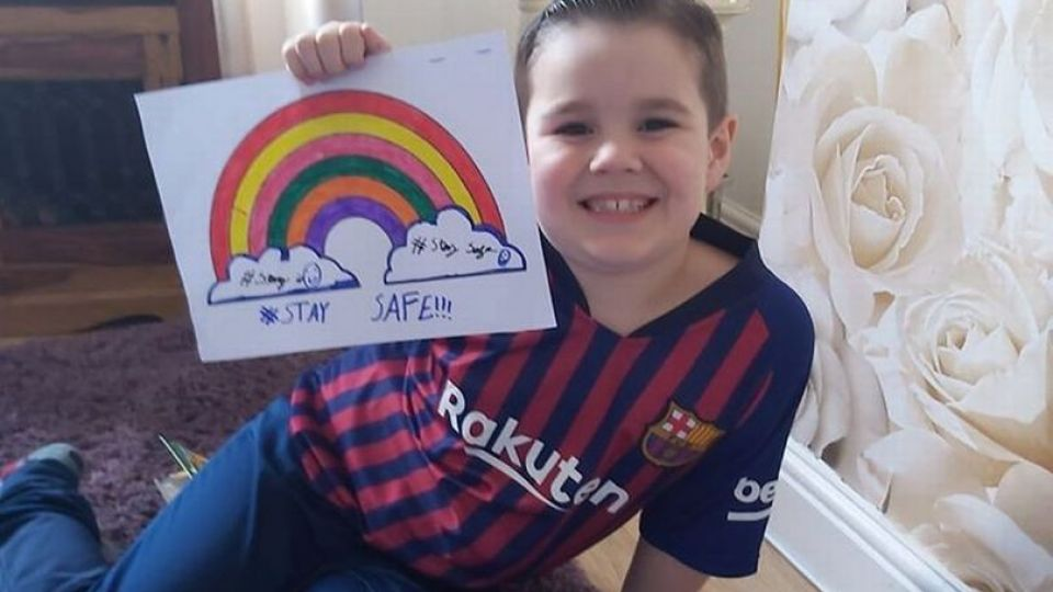 Campaña MPT dibujos chicos