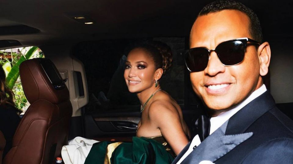 Jennifer Lopez canceló su boda con Alex Rodríguez