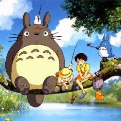 Mi vecino Totoro es una de las películas animadas más exitosas de Estudio Ghibli y está en Netflix para que la disfruten grandes y chicos.