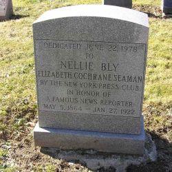 Tumba de Nellie Bly.