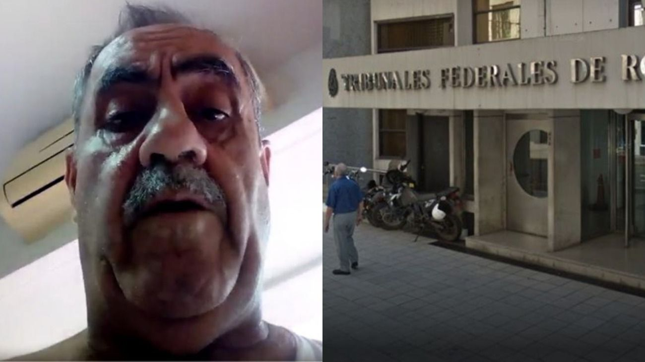 VIDEO   Un militar retirado llamó a sublevarse contra Alberto y terminó imputado