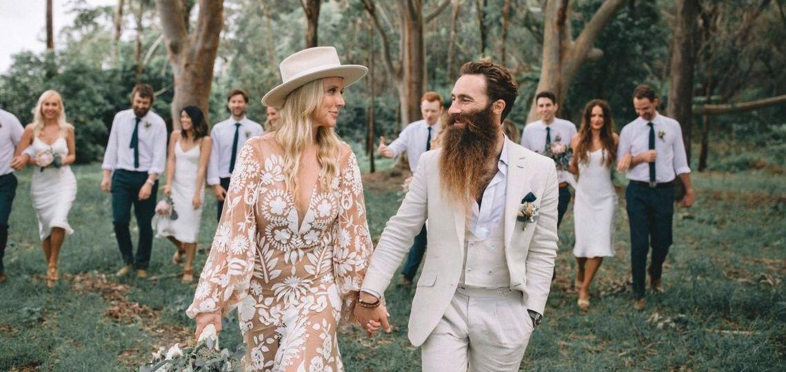 Coronavirus: una pareja australiana se casó y contagió a 42 de sus invitados
