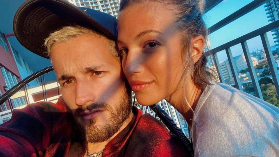 Stefanía Roitman habló de sus celos a Ricky Montaner