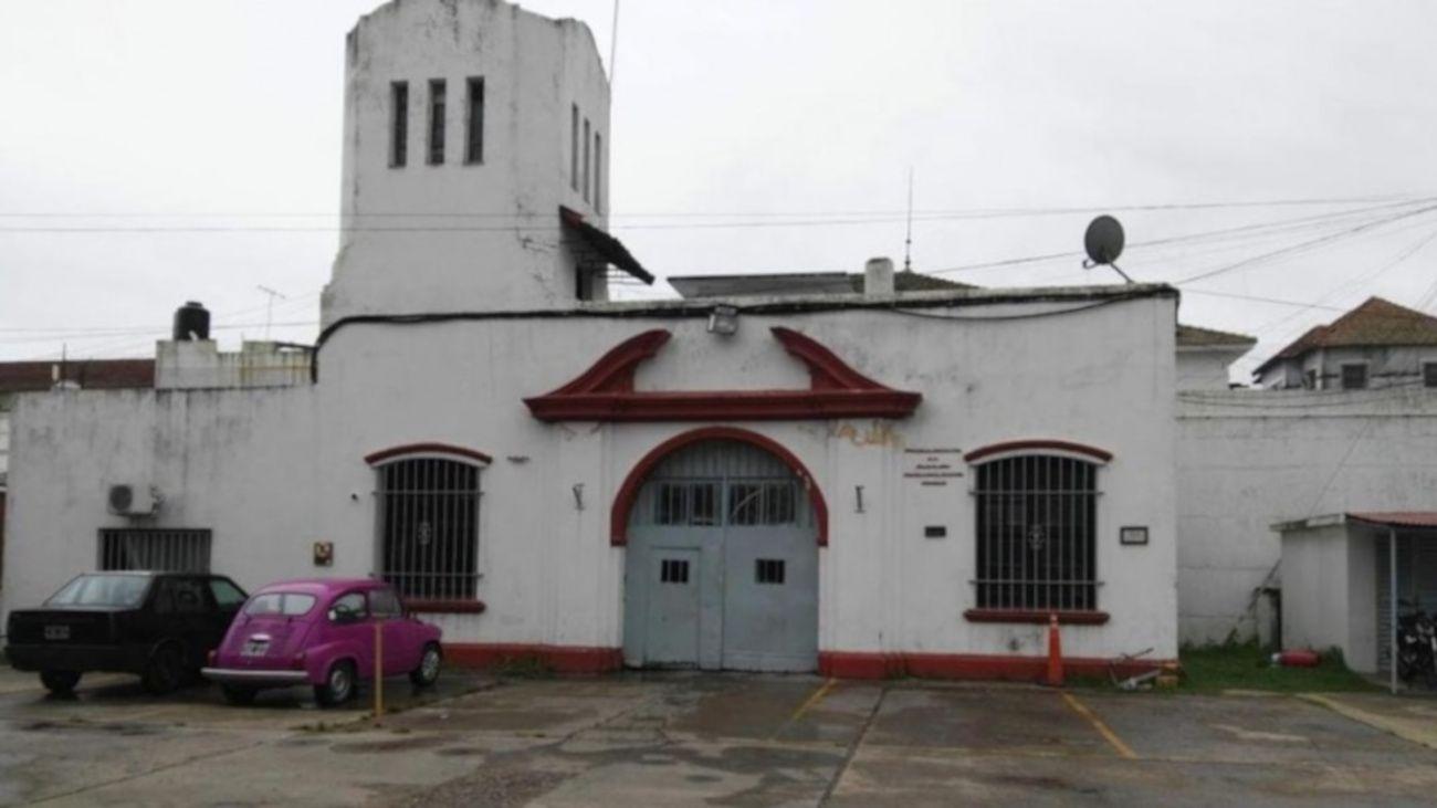 La Unidad 22 de Olmos es hospitalaria y actualmente aloja a 60 detenidos con distintas patologías.