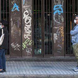 Abril en cuarentena | Foto:Juan Ferrari