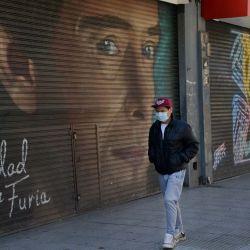 Abril en cuarentena | Foto:Pablo Cuarterolo