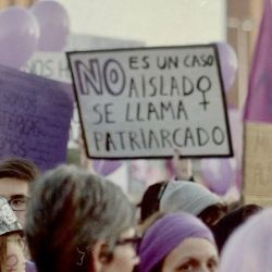 Aislamiento y femicidios- Créditos Mauja Berze