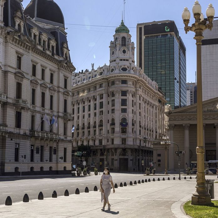 Buenos Aires Times | Inflation in March hit 3.3% amid lockdown ...
