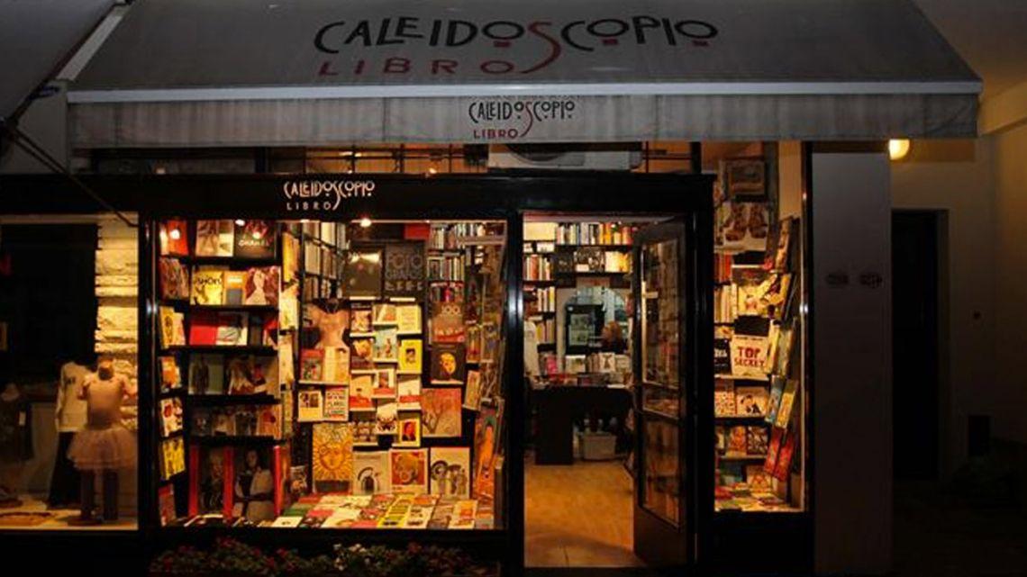 Caleidoscopio Libros, in Belgrano, Buenos Aires City.