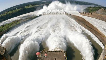 La apertura de las compuertas brasileñas trajeron alivio a los ríos argentinos.