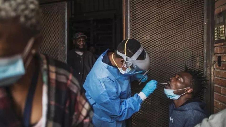coronavirus sudafrica