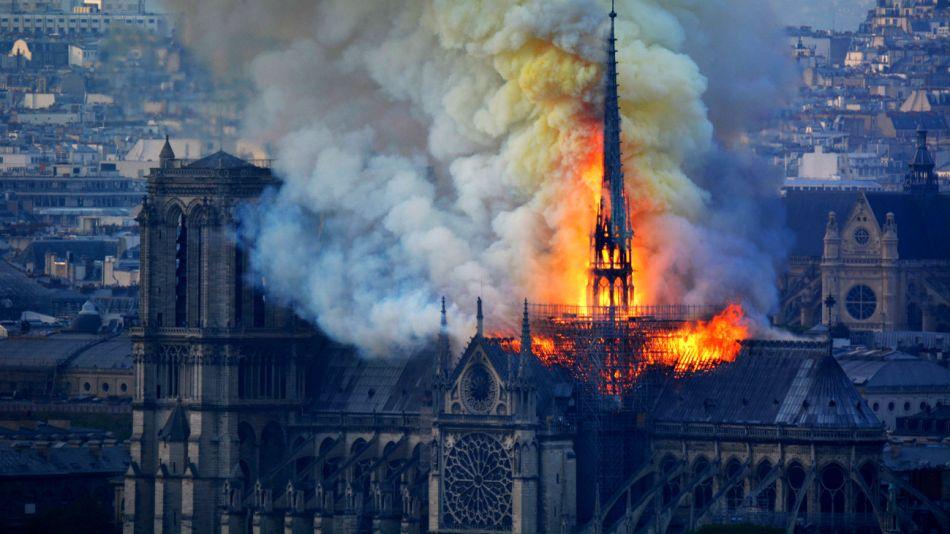 incendio catedral notre dame afp