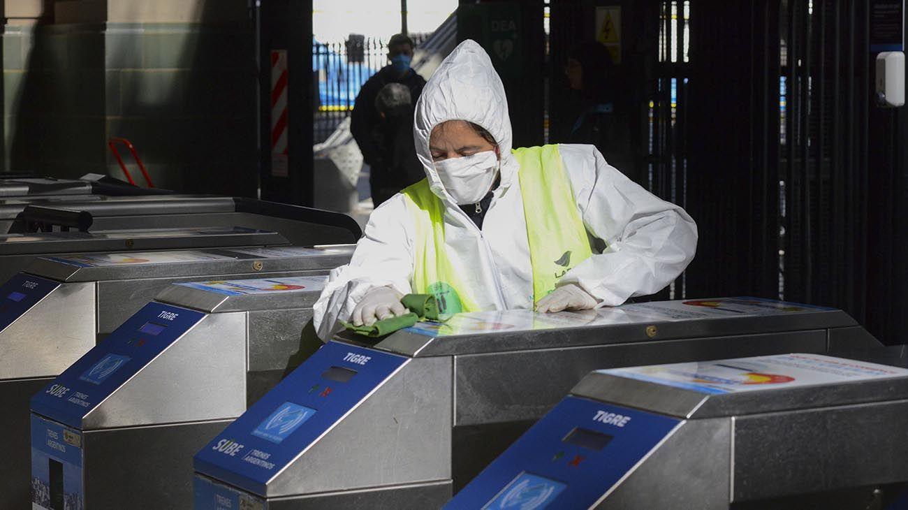 Buenos Aires: Se cumple el uso de tapabocas, medida obligatoria puesta en marcha en la Ciudad